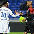 Video Lyon v <b>Guingamp</b> résumé et buts (1-3)