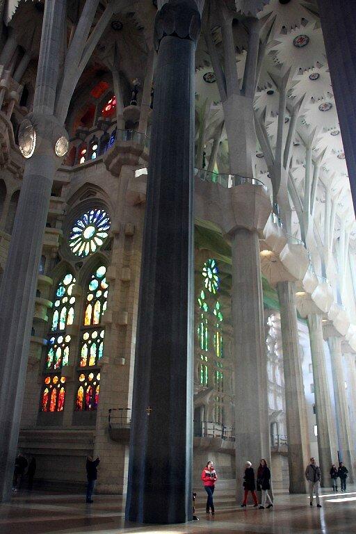 16-Barcelone, Basilica Sagrada Familia_6767