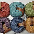 LUCE notre plus belle sélection de laines et de modèles