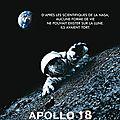 « Apollo 18 » : un film de science-fiction de Gonzalo López-Gallego