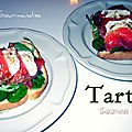 Bataille Food 7 (Une tartine de Gourmandise)