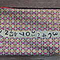 POUR TOI - réalisations textiles et autres bricoles...
