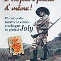 Une étonnante chronique de la Grande Guerre de 1793 en Vendée Maritime