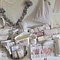 L'hiver sera blanc #8 - On a cousu, cartonné, tricoté, crocheté ... le bilan