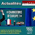 Jean-Luc Mélenchon : « Je suis un indépendantiste français »