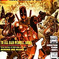 Pack VO <b>Marvel</b> : Deadpool