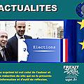<b>Elections</b> européennes : le gouvernement se prépare à… diminuer le temps d'antenne de l'opposition !