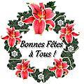 <b>Bonnes</b> Fêtes de fin d'<b>année</b> 2013 !