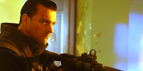 Ray Stevenson à l'époque du Punisher