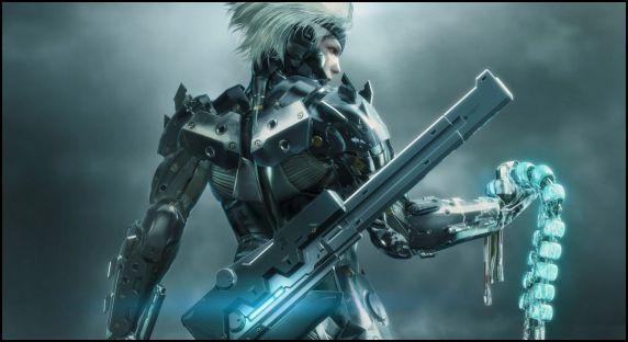 Raiden le nouveau personnage titre de Metal Gear Solid Rising