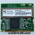 CARTE WIFI BROADCOM DELL LATITUDE C800