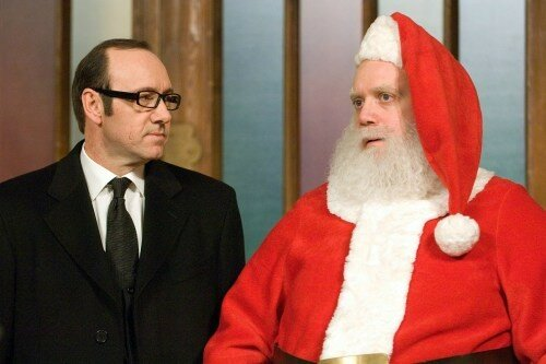KEVIN SPACEY & PAUL GIAMATTI