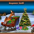 cartes de voeux Joyeux <b>Noël</b> - Merry Christmas