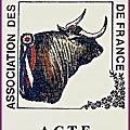 AG de l'<b>Association</b> des Critiques Taurins de France (ACTF)