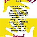 Restos du Cœur : treize <b>écrivains</b> se mobilisent