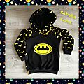 Quelques gouttes (Drops) de <b>Batman</b>