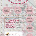 <b>Portes</b> <b>ouvertes</b> 3, 4 et 5 juillet 2015