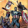 Panini Marvel Ultimate Avengers
