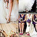 Les meilleures <b>chaussures</b> de mariée pour votre jour de mariage