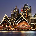 When I was in Australia