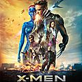 X-MEN: DAYS OF FUTURE PAST de <b>Bryan</b> <b>Singer</b>