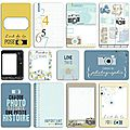 Project Life Photographic : 60 <b>cartes</b> !