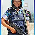Alliot-Marie <b>casque</b> <b>bleu</b>  l'UMP ?