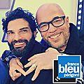 [PODCAST] Pascal Obispo & Mike Massy sur France Bleu <b>Périgord</b>