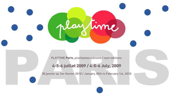 Pour les parisiennes salon playtime minireyve for Playtime salon
