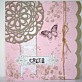 CARTE SHABBY POUR STEPHANIE B.