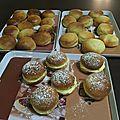 <b>Recette</b> des Boules de Berlin... de délicieux beignets au four...