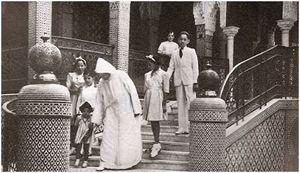 زواج الامراء بالمغرب