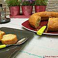 La ciambella, <b>gâteau</b> italien