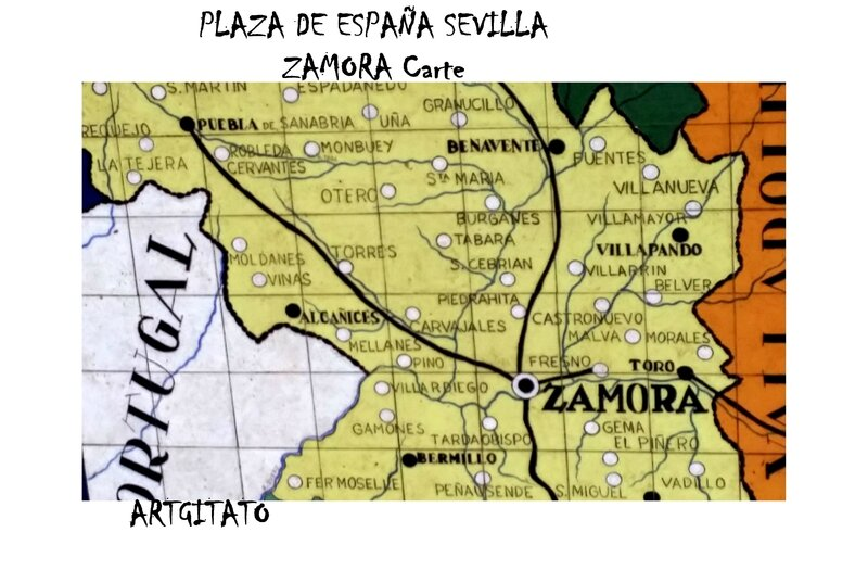 Zamora Artgitato Carte