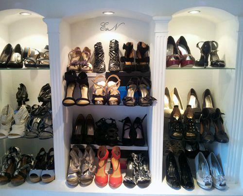 Mon dressing de chaussures - Dressing chaussures pas cher ...