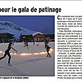 le blog du club de Patinage de l'Alpe d'Huez