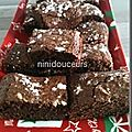 le Brownies un tour en cuisine