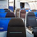 KLM lance sa nouvelle cabine Business sur A330-300 au design intérieur Hella Jongerius