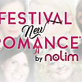 Festival NEW ROMANCE By NOLIM - Les NEW ROMANCE <b>AWARDS</b>