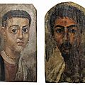 Christie's to offer restituted Egyptian mummy portraits