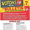 Salariés des trés petites entreprises: VOTONS <b>CGT</b>