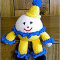Traduction Cheerful <b>Chuckie</b> - YvonneKnits