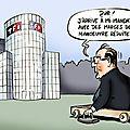Marseille Hollande à TF1 , c'est le dépot de bilan !