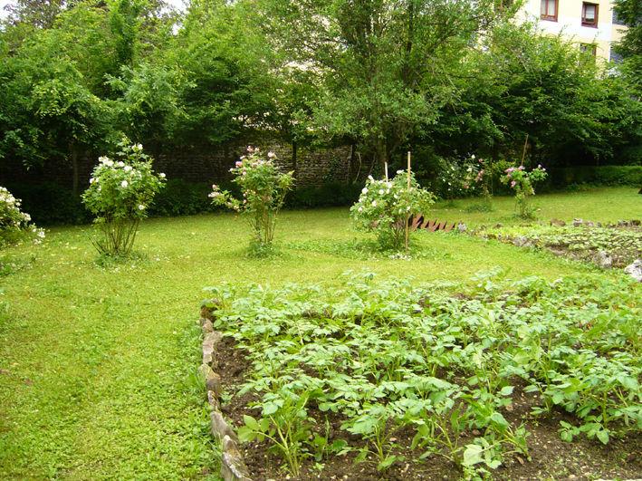 Carnets de voyage et gourmandise rendez vous aux jardins for Jardin et vous