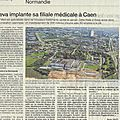 <b>CAEN</b>: UNE TECHNOPOLE NORMANDE de niveau INTERNATIONAL !
