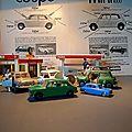 Dinky Toys, Corgi Toys, honneur aux Anglaises ! Des miniatures vintage et une ancienne publicité <b>Austin</b>-Morris...
