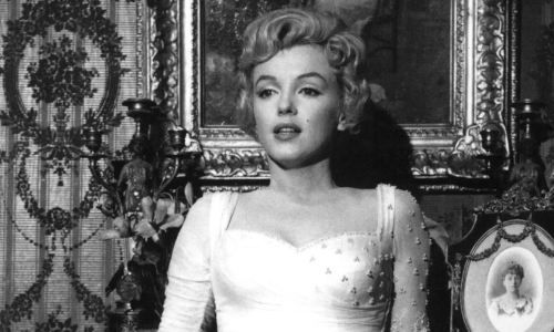 Marilyn Monroe dans The Prince and the Showgirl