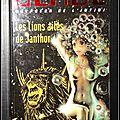 Blade : Les lions ailés de Janthor / La Conquête du Cristal Volume 1, n° 205 - Jeffrey <b>Lord</b>