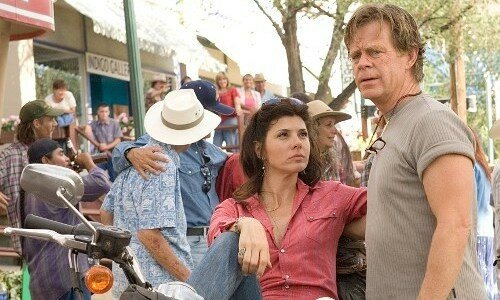 Marisa Tomei & William H. Macy