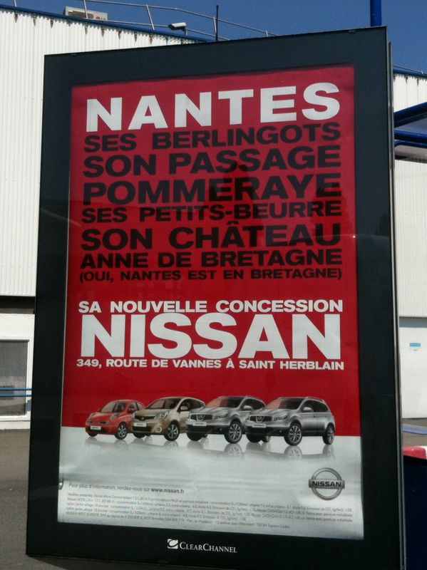 Concession Nissan